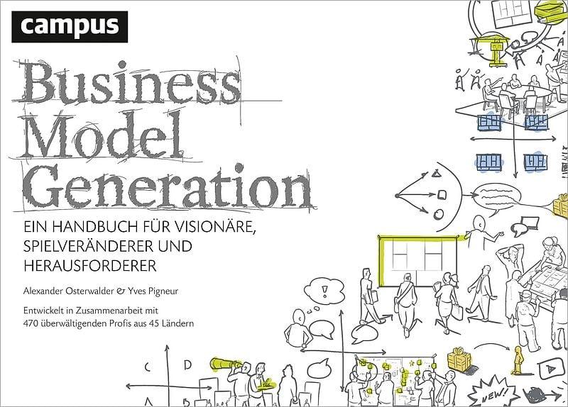 Buch - Business Model Generation