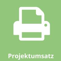 Projektumsatz