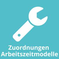 Zuordnungen Arbeitszeitmodelle