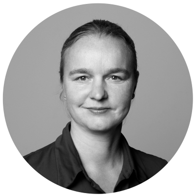 Rebekka Zumsteg, Teilhaberin und Mitglied der Geschäftsleitung, Planwerkstadt AG