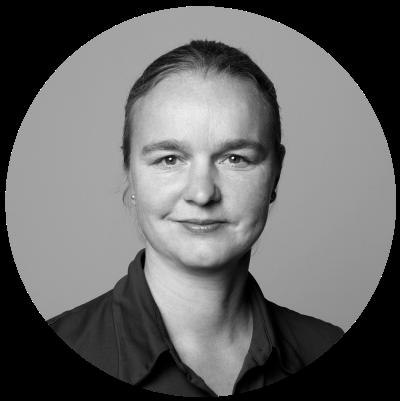 Rebekka Zumsteg, Teilhaberin, Mitglied der Geschäftsleitung, Planwerkstadt AG