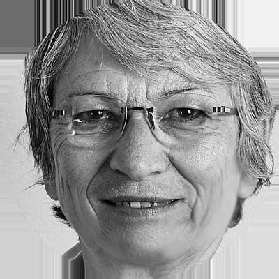 Maja Pfister, Geschäftsführerin Arcoplan klg