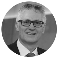 Gabriel Casutt, Vorsitzender der Bankleitung, Raiffeisenbank Surselva
