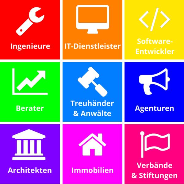 proles - Zielgruppe Dienstleister / Dienstleistungsbranche