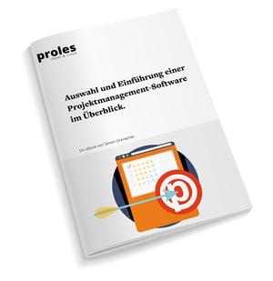eBook: Auswahl und Einführung einer Projektmanagement-Software im Überblick