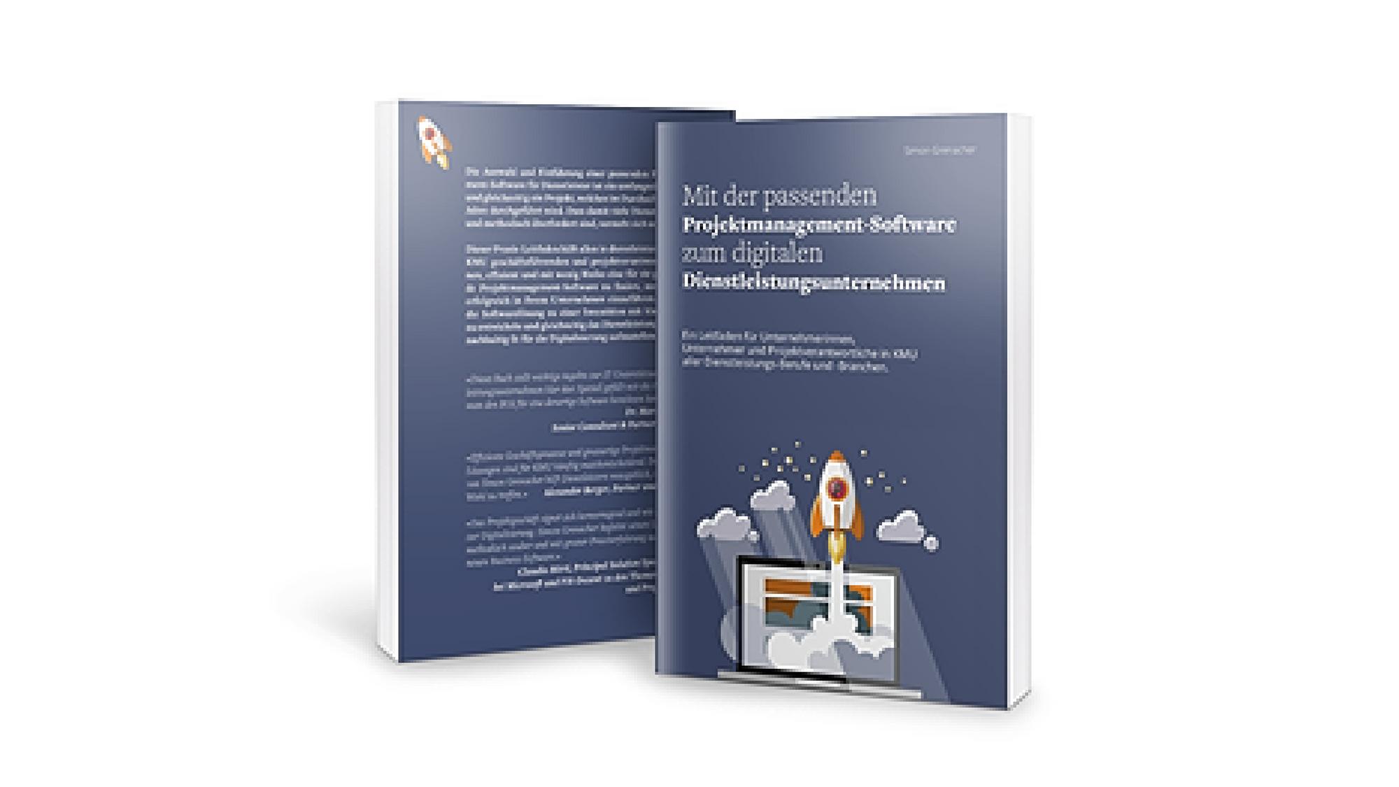 Mit der passenden Projektmanagement-Software zum digitalen Dienstleistungsunternehmen